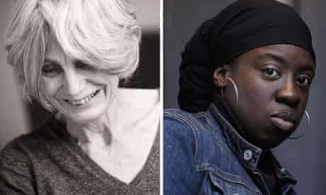 Caryl Churchill and Debbie Tucker Green