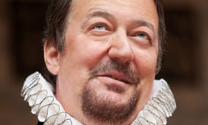 Stephen Fry as Malvolio in Twelfth Night