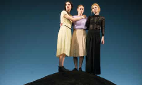 Three Sisters by Anton Chekov at Young Vic