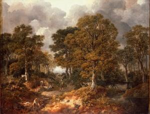 Thomas Gainsborough's Cornard Wood