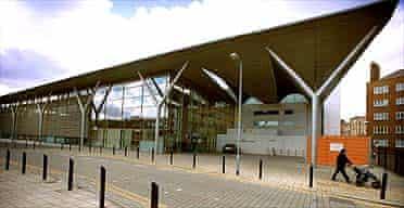 Clissold leisure centre