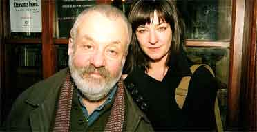 Mike Leigh and Lynne Ramsay
