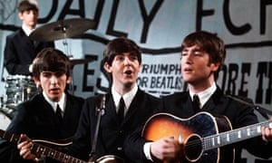 The Beatles: pleasing proponents of the polyptoton