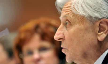 ECB's Jean-Claude Trichet