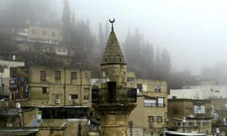 Safed, upper Gallilee