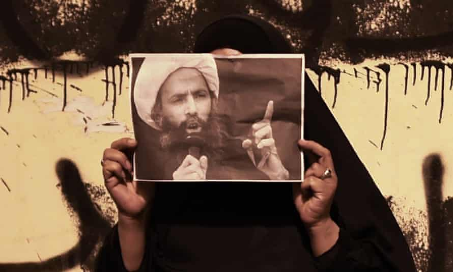 Portrait of Nimr, in Bahrain