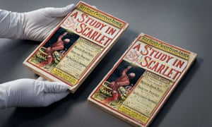 Conan Doyle first edition books