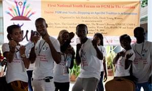 Gambia Muslim FGM summit