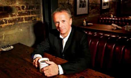 Peter Fincham, director ITV