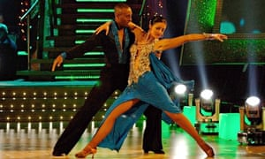 BBC's Strictly Come Dancing show