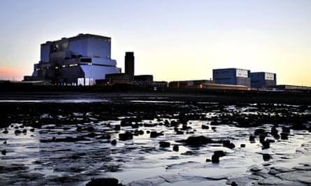 Hinkley power station, Somerset