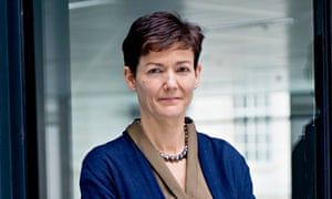 Alison Nimmo, chief executive of the Crown Estate