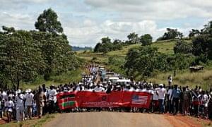 Kenya rally against FGM 2007