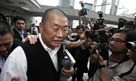Jimmy Lai, media tycoon