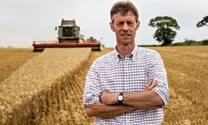Andrew Pitt, Northants farmer