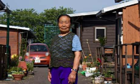 Liko Kanno, nuclear evacuee, Fukushima