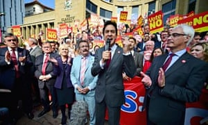 Ed Miliband and Alistair Darling, Glasgow 11 September
