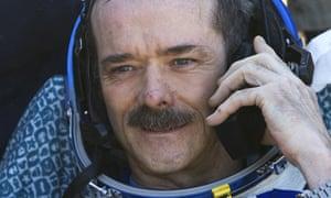 Chris Hadfield, astronaut
