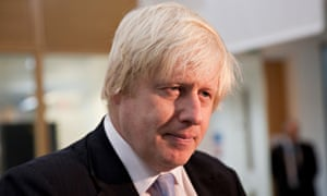 Boris Johnson, London mayor