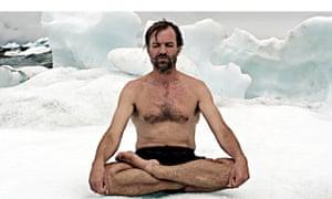 Wim Hof, Iceman