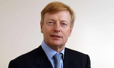 New education minister John Nash, sponsor of academies through his foundation Future and Tory donor