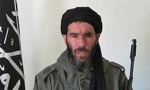 Mokhtar Belmokhtar, also known as 'the one-eyed',  who broke away from Aqim to form al-Mulathamin