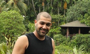 Khuram Shaikh was killed in Sri Lanka by six men allegedly linked to President Mahinda Rajapaksa.