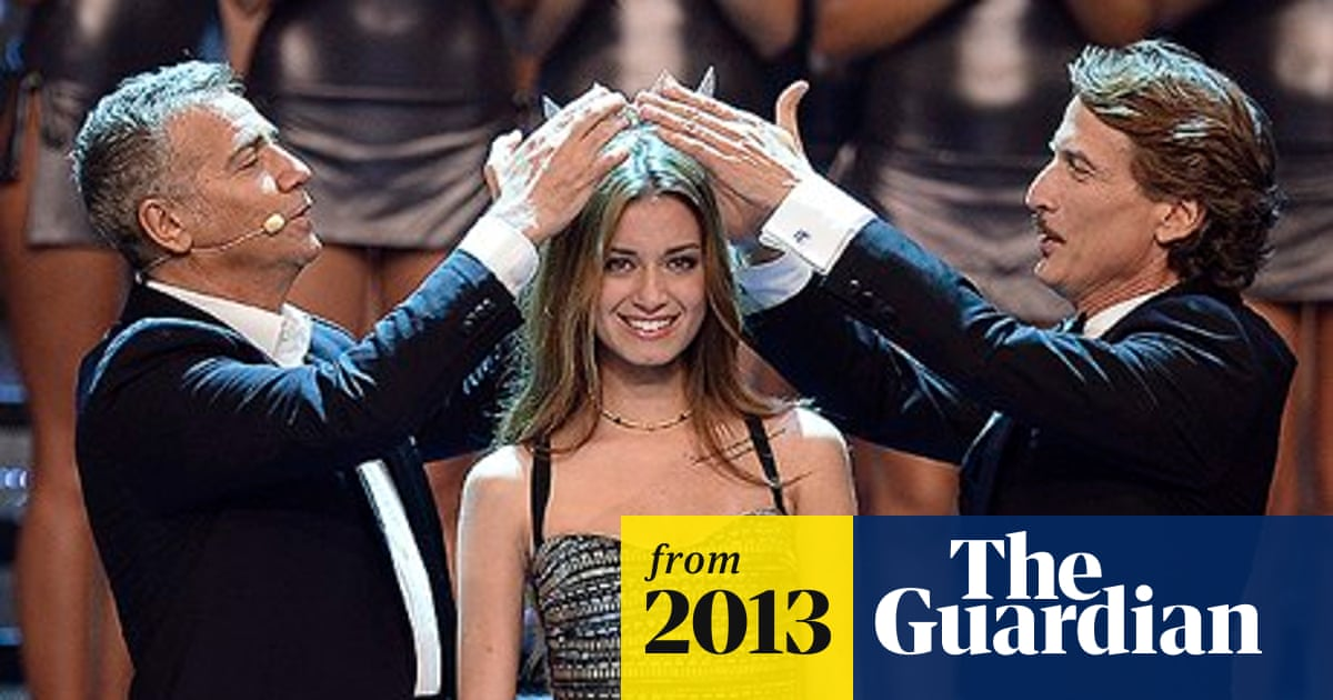 Miss Italia And Misogyny Banned As State Broadcaster Cleans Up Its Act Italy The Guardian