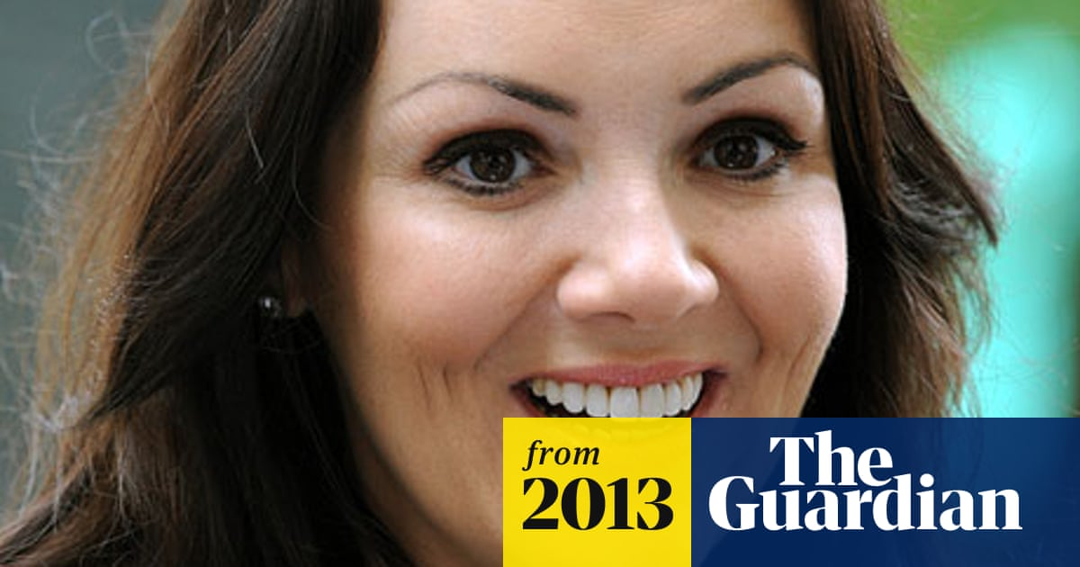 Martine Mccutcheon Declared Bankrupt Bankruptcy And Ivas The Guardian
