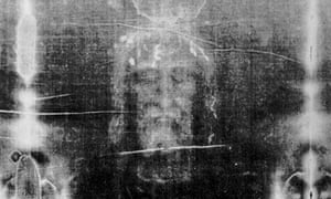 The Shroud of Turin came from Europe and made between 1260 and 1390, a scientific study in 1988 said