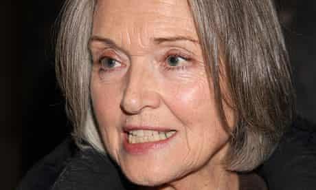 Anna Ford, the former newsreader,