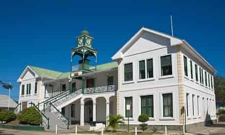 Belize Supreme Court, Belize City,