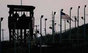 Guantánamo Bay, Cuba.