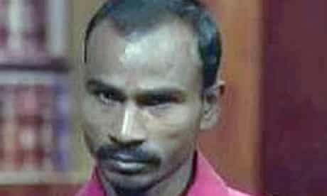 Ram Singh, who led the attack on the Delhi rape victim