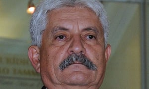 Uruguayan General Miguel Dalmao, who has been convicted of killing Nibia Sabalsagaray in 1974