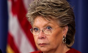 Viviane Reding, EU commissioner, wants to know if access to data is limited to individuals