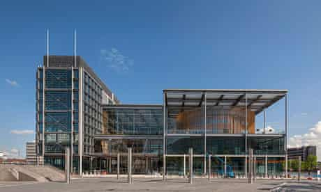 Brent Civic Centre, by Hopkins Architects, will bring together services spread over 14 buildings