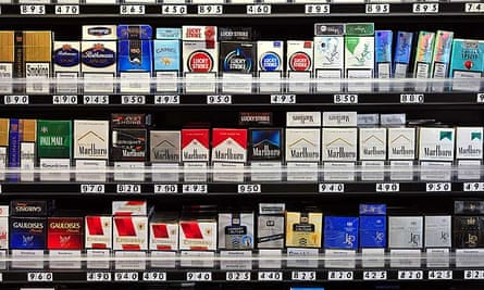 Plain Cigarette Packaging Can Deter The Take Up Of Smoking