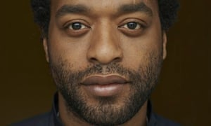 The London-born stage, film and TV actor Chiwetel Ejiofor