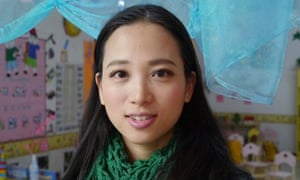 Zhang Wenwen, from Beijing, says she has been turned down for a job because she is a single mother