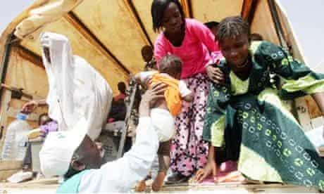 Mauritania refugees