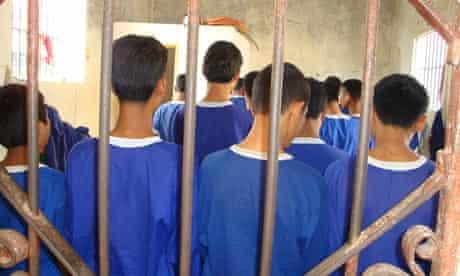 Cambodia juvenile justice