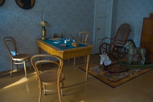St Petersburg museums: Children's room Dostoyevsky house and museum St Petersburg Russia