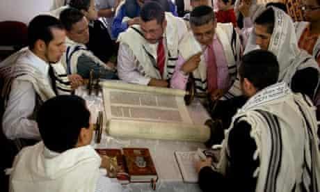 Jewish congregation, Bello, Colombia