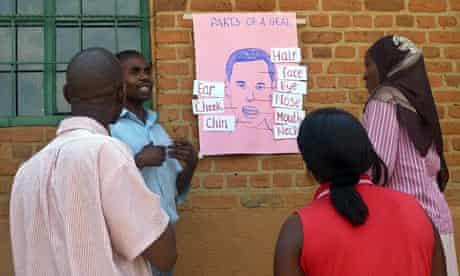 rwanda english language