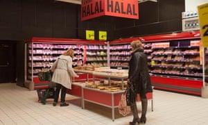 halal france