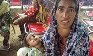 Pakistan iodine deficiency