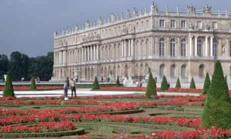 South Parterre at the Palace of Versailles