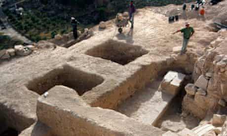 MIDEAST ISRAEL HEROD'S TOMB