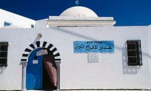 Hammam in Djerba, Tunisia